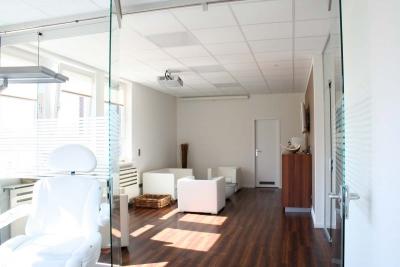 Lounge in Fräszentrum Hamburg
