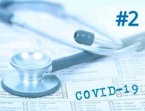 Corona Covid-19 Update II  01.04. – Ostern 2020