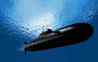 Die Phase II - Boot auf Seerohrtiefe